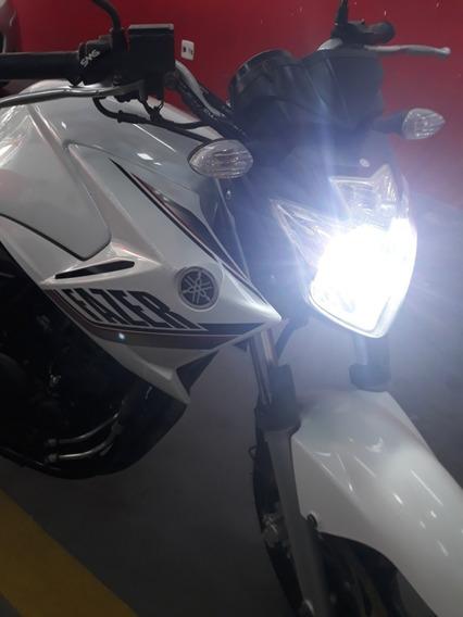 Yamaha Fazer 250 Blueflex Branca