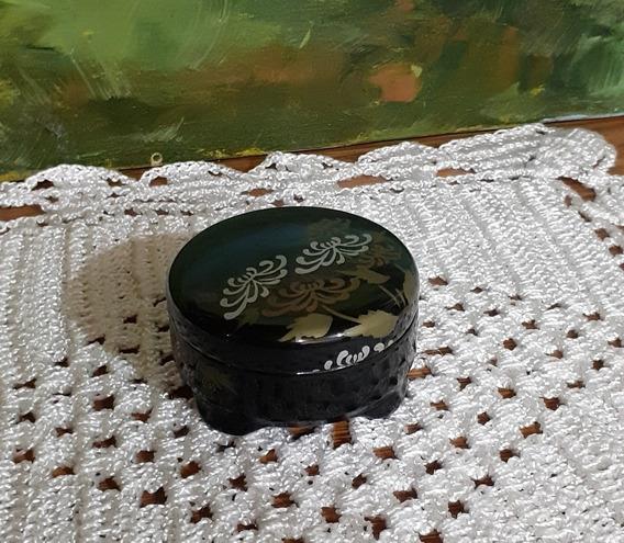 Maravilhosa E Linda Caixinha Porcelana Para Anéis Brincos