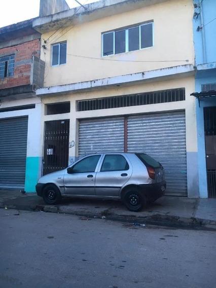 Casa Com 2 Dormitórios Para Alugar Por R$ 600/mês - Chácara Santa Maria - Itapecerica Da Serra/sp - Ca0238