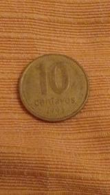 Moneda De 10 Centavos 1993 Argentina