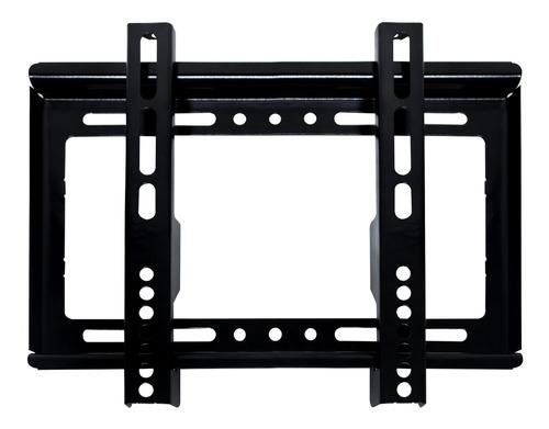 """Imagen 1 de 1 de Soporte Link Bits F1442N01 de pared para TV/Monitor de 14"""" a 42"""" negro"""