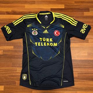 Camisa Fenerbahçe Turquia 2013 2014 - Importada