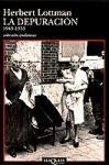 Depuracion 1943-1953 (coleccion Andanzas) - Lottman Herbert