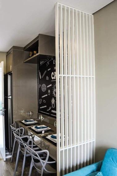 Apartamento Para Venda Por R$300.000,00 Com 37m², 1 Banheiro, 1 Vaga E 1 Dormitório - Centro, Arujá / Sp - Bdi15239