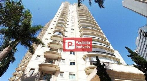 Apartamento À Venda, 237 M² Por R$ 3.244.000,00 - Campo Belo - São Paulo/sp - Ap24455