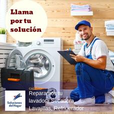 Reparación De Electrodomésticos Lavadoras Refrigerador