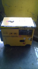 Generador_maquina De Soldar Disel 5kw