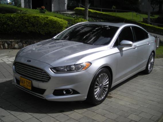 Ford Fusion 2.0t Titanium 2013 Secuencial