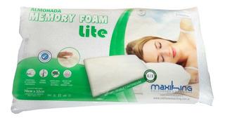 Almohada Memory Foam Lite Maxiking