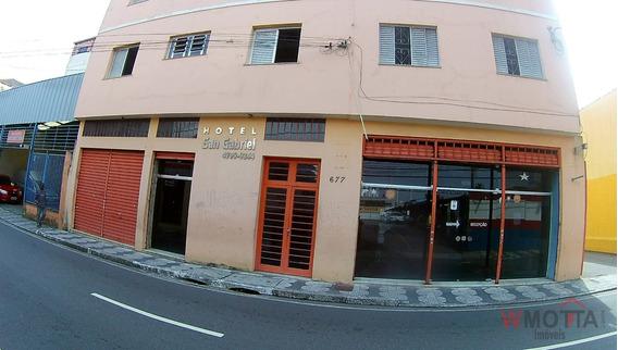 Prédio Comercial À Venda - Totalmente Mobiliado - Centro - Mogi Das Cruzes - 5010765526335488