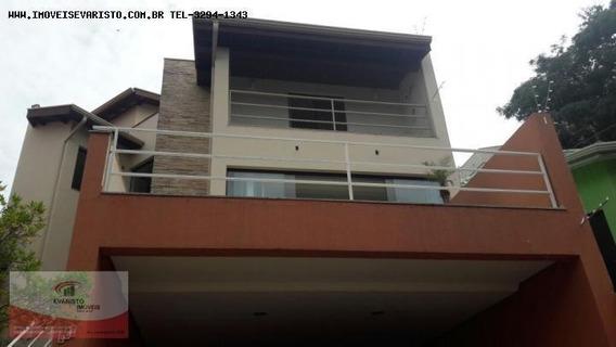 Casa Em Condomínio Para Venda Em Campinas, Campinas Parque Hipica, 4 Dormitórios, 3 Suítes, 5 Banheiros, 4 Vagas - 1921_1-755745