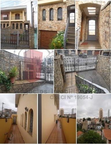 Imagem 1 de 10 de Sobrado - Vila Invernada - Ref: 1719 - V-1719