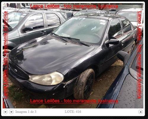 Ford Mondeo 2.0 16v 2000 Sucata Somente Peças