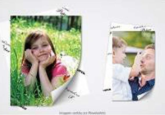 Papel Fotografico Fujifilm C/ Marca Dágua Atrás-10x15-