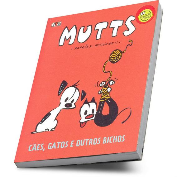 Hq Mutts Quadrinhos Cães, Gatos E Outros Bichos Brochura