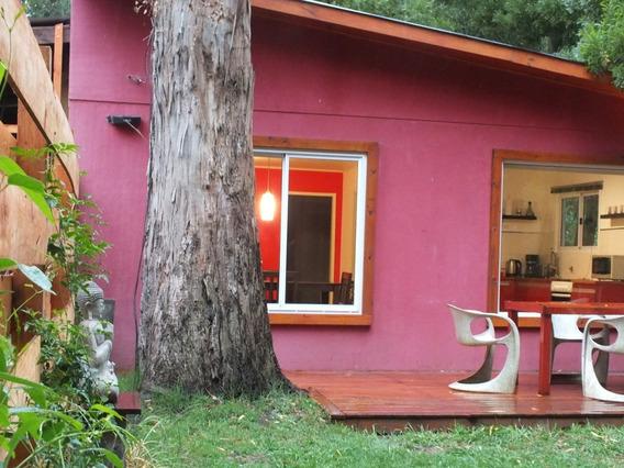 Alquiler Cabaña Bosque Peralta Ramos, Mar Del Plata