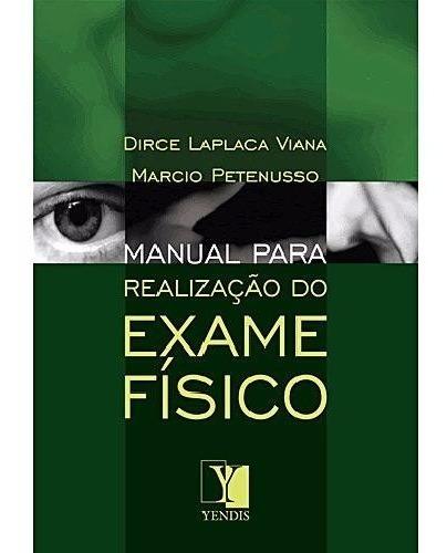 Manual Para Realização Do Exame Físico - Bolso