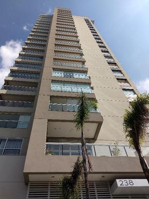 Flat Com 1 Dormitório À Venda, 42 M² - Centro - São Bernardo Do Campo/sp - Fl0133
