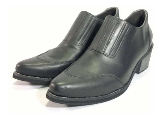 Zapato Loba De Mujer En Talles Grandes 41 44 Vestir Moreno