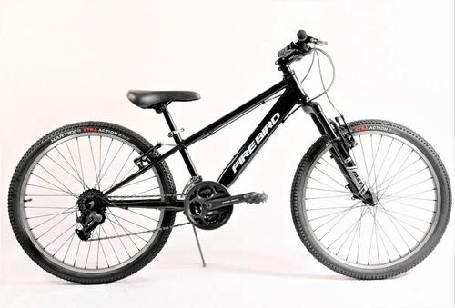 Bicicleta Mtb  Fire Bird Ltwoo 21 Vel Rodado 24 Ahora 12 18