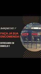 Banquetas Bistrô / Mesa