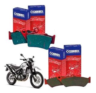 Pastilha De Freio Xt 660r Xt660r 660 R Cobreq Racing