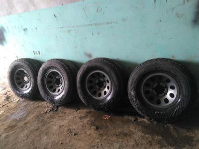 Ford F1000f/75/jeep Rodas F1000 94 Lx
