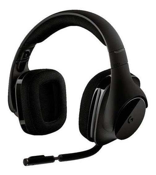Fone De Ouvido Logitech G533 Wireless + Nf