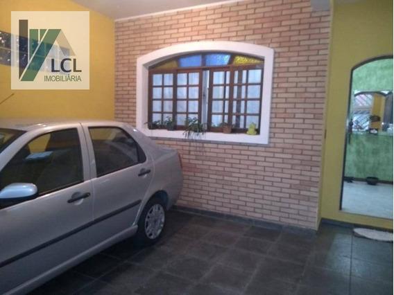 Sobrado Com 3 Dormitórios À Venda, 170 M² Por R$ 749.000 - Parque Monte Alegre - Taboão Da Serra/sp - So0019
