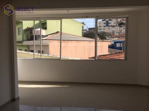 Sala De 47 M², Para Locação, Em Frente Ao Shopping São Bernardo Plaza - Sa0021