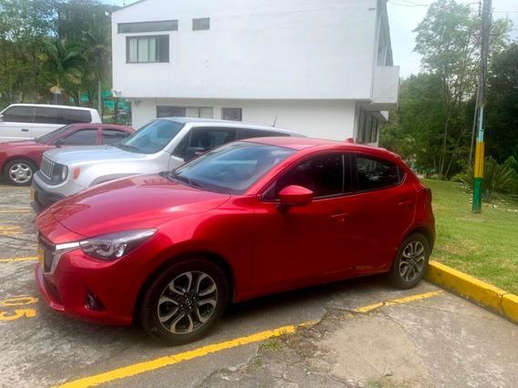 Marzda 2, Motor 1500, Rojo Mistico, Automático, Único Dueño
