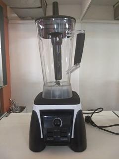 Licuadora Profesional 1500 W De Potencia Vaso Poli 3 Lts