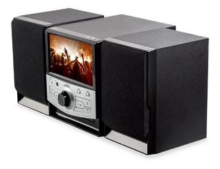 Equipo De Sonido Kalley Con Televisor Integrado K-amc60t2