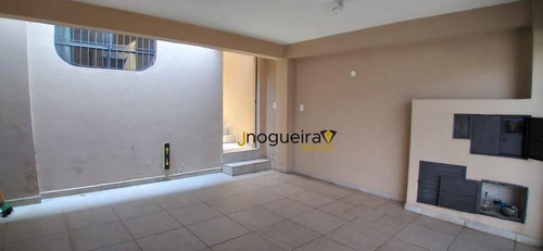 Casa Com 4 Dormitórios À Venda, 145 M² - Jardim Prudência - São Paulo/sp - Ca1394