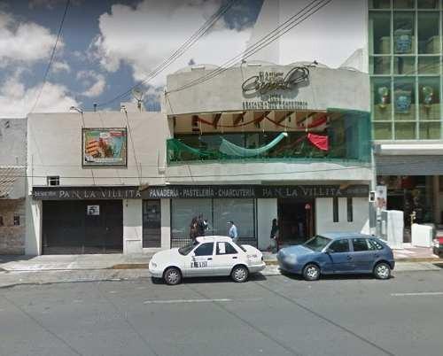 Renta Local Casi A Un Costado De Basílica La Villita Avenida Juarez Pachuca