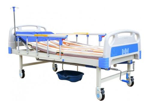 Cama Hospitalaria Proel G3 Manual Urinario Silla Interna