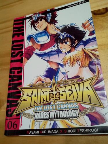 Saint Seiya. The Lost Canvas #06 - Kurumada - Teshirogi - U