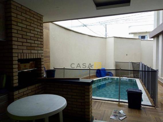 Casa Com 3 Dormitórios À Venda, 210 M² Por R$ 780.000 - Jardim Terramérica Iii - Americana/sp - Ca0419
