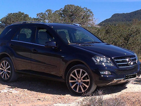 Mercedes Benz Ml 300 Cdi Grand Edition Año 2011