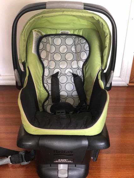 Bebê Conforto Britax + Base Para Carro+ Carrinho