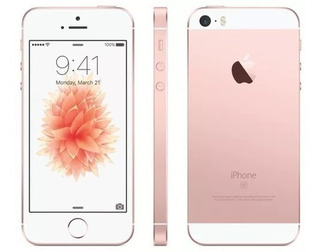 Apple iPhone Se 16gb 100% Original Rose Gold/rosado Dama