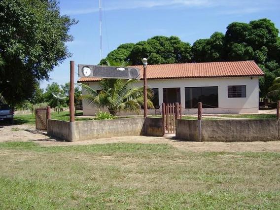 Fazenda Rural À Venda, Cpa Ii, Cuiabá. - Fa0116