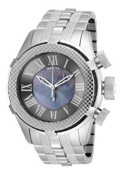 Unico Precioso Reloj Invicta Bolt 17431 # Romanos Acero