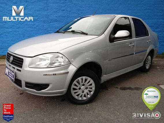 Fiat Siena El 1.0 Flex Mec. 2012