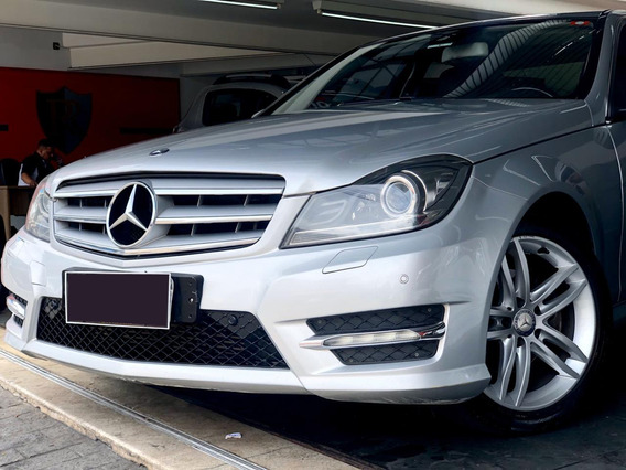 Mercedes Benz C200 Avantgard 1.8 2014