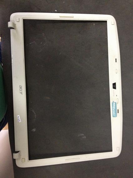 #648 Moldura Tela Lcd Notebook Acer Aspire 5520