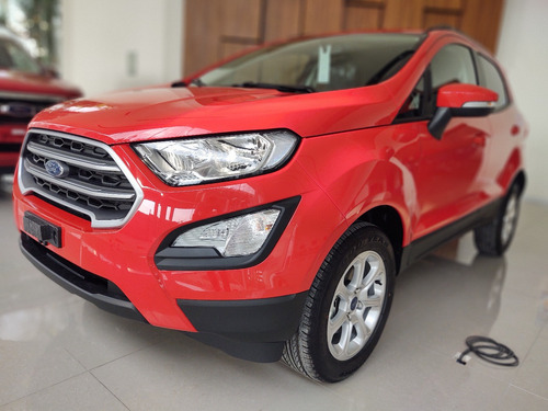 Imagen 1 de 11 de Ford Ecosport Trend Manual 2021