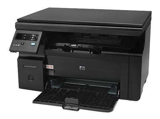 Impressora Multifuncional Hp M1132 Completa C/5 Toner Novo!