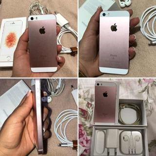 iPhone Se 16gb 12x Sem Juros Super Promoção Usado Perfeito