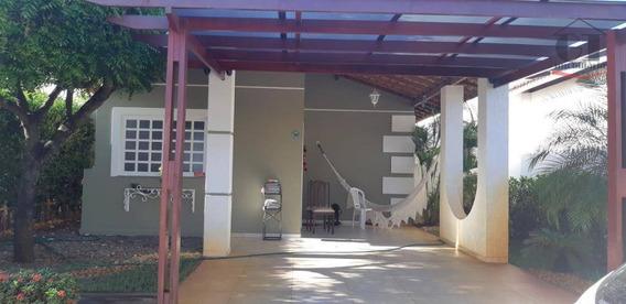Locação No Cond.santa Felicidade - Aruana - Ca0320